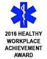 2016 Healthy Workplace Award